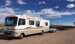 Furry Paws Pet Friendly RV Rental