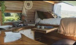 Bernie - Boutique Handmade Camper