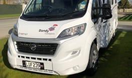 Dandy Camper Luxury 4 Berth