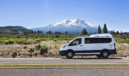 Trekker Van #5 - 2016 Ford Transit Campervan