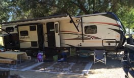 2014 Keystone Outback Bunkhouse