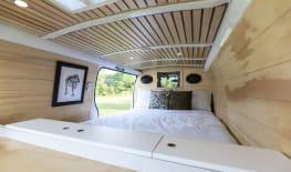 Matt and Dan's Campervans - #4 Van-gelina Jolie