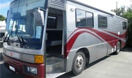 Mark's 4 berth bus