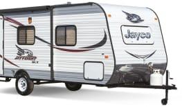 The Explorer Bunkhouse - 2014 Jayco Jay Flight Swift