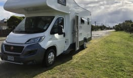 Florence the 6 Berth Fiat - your Home Away from Home