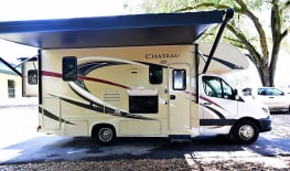 2017 24' Thor Citation Diesel Sprinter