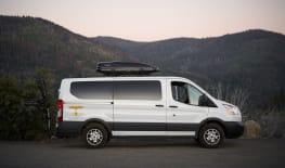 Trekker Van #4 - 2016 Ford Transit Campervan