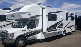 2018 Jayco Envoy 31' Class C W/Bunks 505 RV Rentals New Mexico #ABQRV