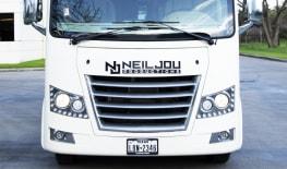 2019 Thor Motor Coach Axis