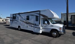 AdventureKT - 2015 Winnebago Itasca 31k