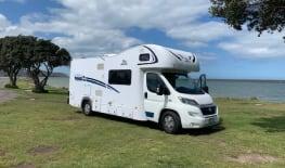 Six berth Freedom Camper