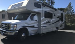 Napa Valley Dream-2015 Coachman Leprechaun
