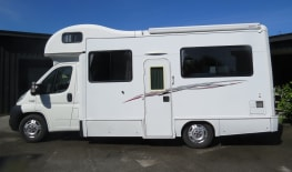 Sandy and Dave's 6 berth