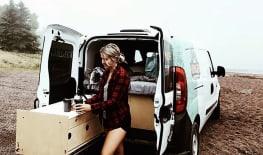 Voyager Minny Campervan - Scottsdale