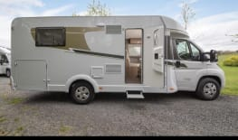 Brand New 2020 Germany's Premier Motorhome
