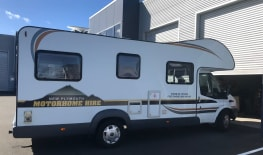 Campervan Hire New Plymouth