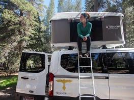 Trekker Van #3 - 2016 Ford Transit Campervan