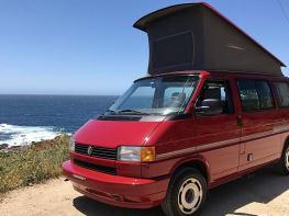 HWY 1 Rentals: 1992 Volkswagen Westfalia