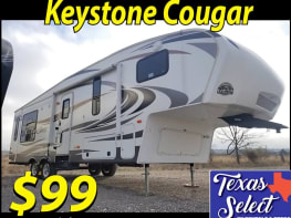 2013 Keystone Cougar Lite