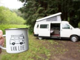 The Van Morrison: Eurovan Camper