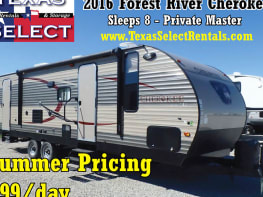 2016 Forest River Cherokee - Bunkhouse