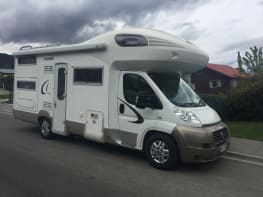 Great Family Motorhome!
