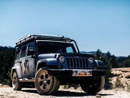 CAMPER JEEP - 2018 Jeep Wrangler Sahara 2