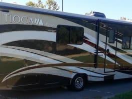 2012 Fleetwood Tioga Ranger II