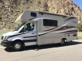 AdventureKT - 2016 Coachman Prism - Luxury Turbo Diesel