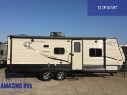 "2017 ""Amarillo"" Coachmen Clipper 21BH"