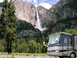 Luxury RV Rentals - Monaco Knight w/4 slides
