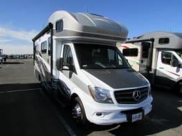 Adventure KT - 2017 WINNEBAGO VIEW 24J - Luxury Turbo Diesel