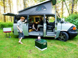 The Big Zip: Eurovan Weekender