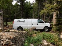 Treeline Van