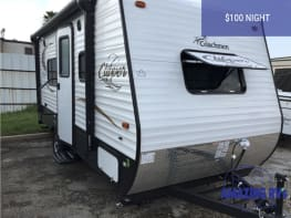"2017 ""Bandera"" Coachmen Clipper 17FQ"