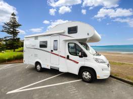 Paradise Break: Luxury Family 4-6 Berth Motorhome