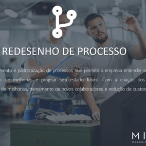 Consultoria de Mapeamento de Processos - Pacote 14hrs