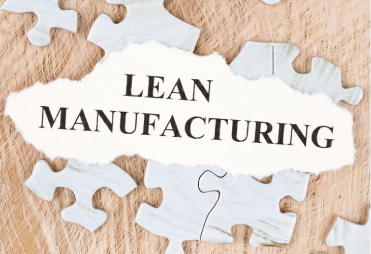os 5 princípios do Lean Manufacturing