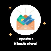 Imagen de instruccion de como enviar dinero