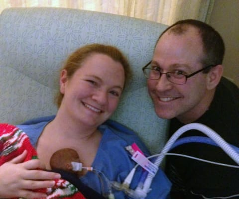 Neonatal Intensive Care Awareness Month: Guest Post, Rory's Mom Amy Jesse