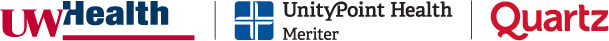 UW Health, UnityPoint Health Meriter, Quartz - 2019 Forever In Our Hearts Presenting Sponsor