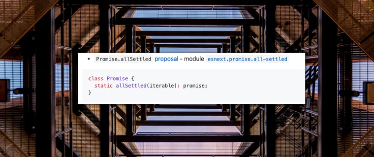 This is a follow-up to my first post on the upcoming Promise.allSettled() function, coming soon to a node application near you.