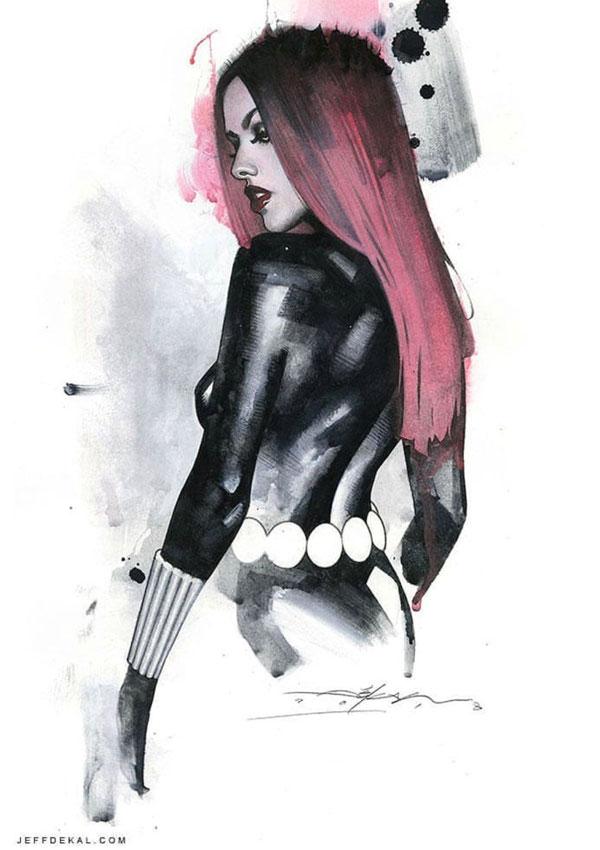 Art by Jeff Dekal