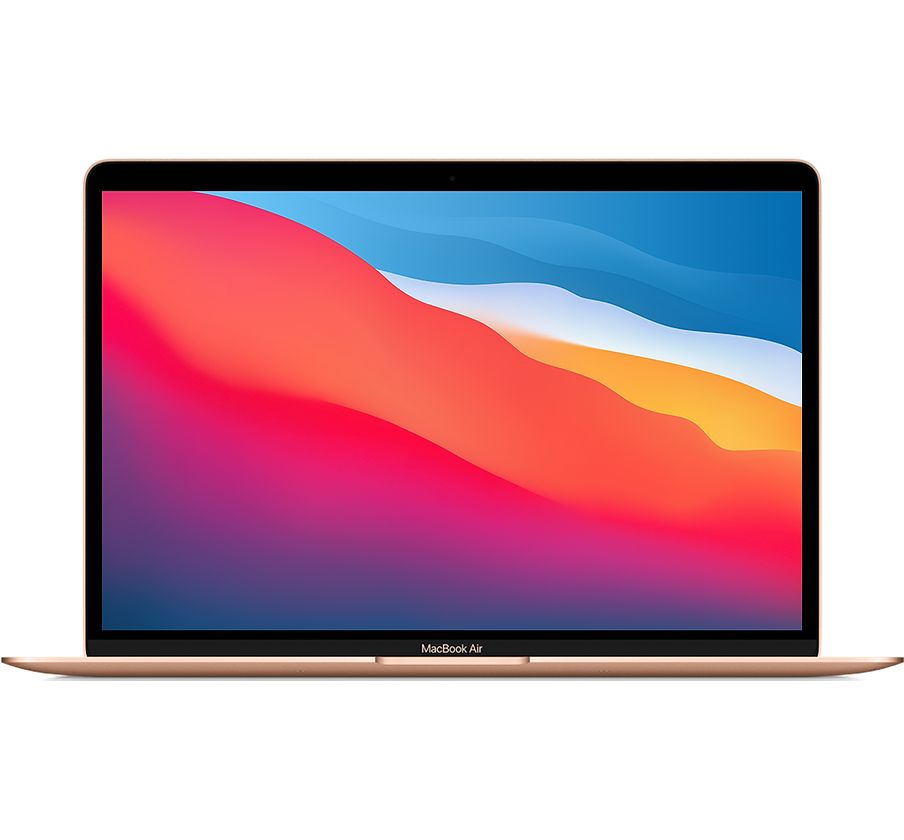 MacBook Air 13-inch 1.1GHz DC i3 8GB 256GB - Gold
