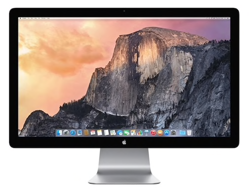 Apple 27-inch Thunderbolt Display