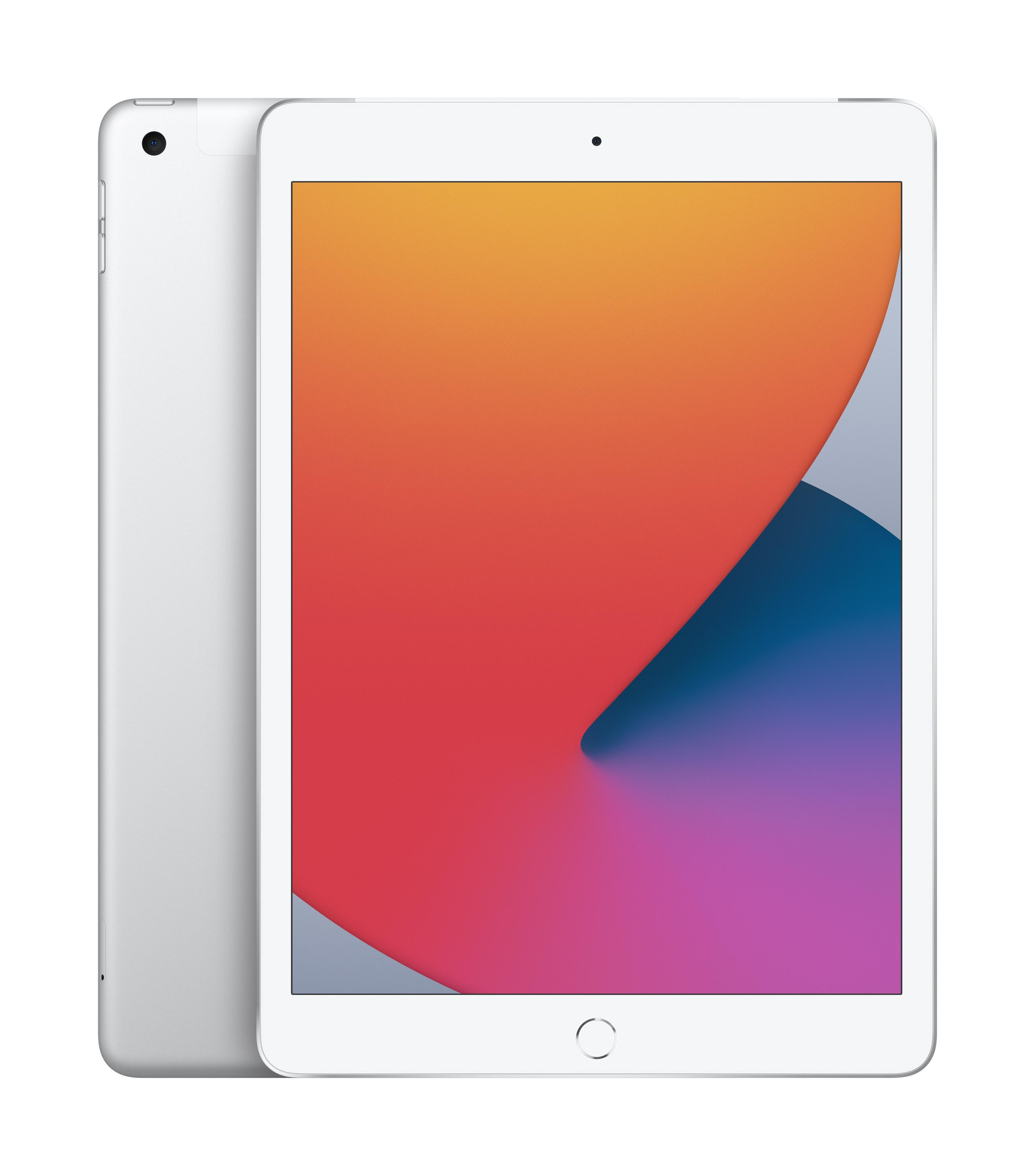 iPad 10.2-inch 32GB Wi-Fi - Silver