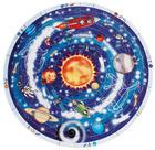 Gulvpuslespill i tre XXL, verdensrommet