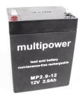 Oppladbart batteri til 1504600