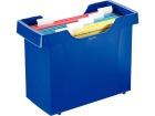 Arkivkassett LEITZ Plus for hengemp sort
