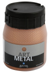 Art Metall maling, 250 ml, kobber
